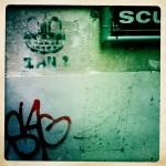 Macau graffiti - travel photos - 2