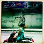 thai graffiti - chiang mai graffiti - 1