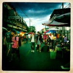 chiang mai - saturday market