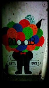 hong kong graffiti - hair