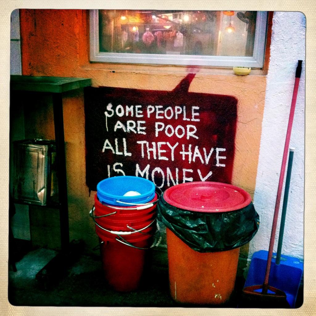 tai hang hong kong graffiti - trash